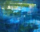 Monotypie-Blau1