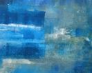 Monotypie-Blau2