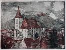 Schwarze Kathedrale in Brasov 2Platten